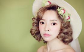 梧桐造型化妆总监童莲娜独创零距离星级妆容完美现场