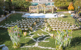 [爱薇塔]瀑布元素婚礼设计