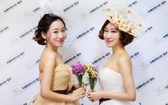 依娜新娘化妆•婚纱