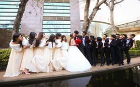 单摄影+双摄像 基础版--壹次方婚礼纪实