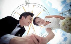 单机位韩归老师婚礼纪实跟拍