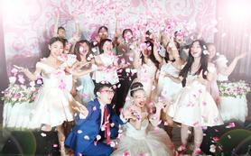 东风摄  单机位高级婚礼跟拍师