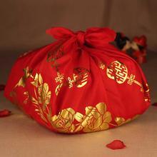 【32元包邮】新娘出嫁妆鸳鸯龙凤结婚包袱皮