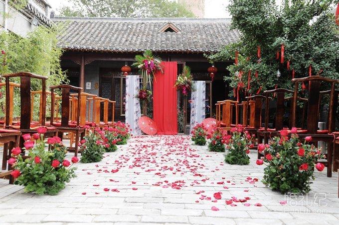 新中式庭院婚礼