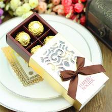【费列罗成品糖盒不含糖】费列罗6颗装精美礼盒