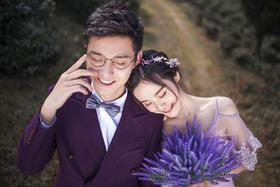【婚纱照客片】南京婚纱摄影外景茶园婚纱照