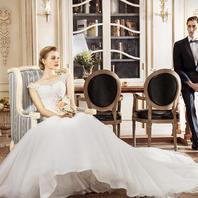2017年全新《法式轻奢系列》 本季热推个性婚照