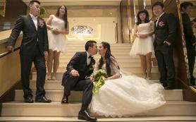 RAZOR STUDIO瑞泽视觉 婚礼跟拍三机位