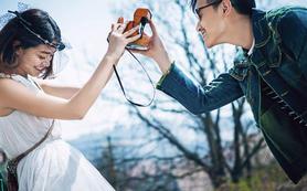 世园婚伴私人定制套系