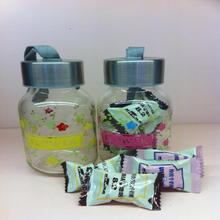 制 新款韩式创意玻璃杯瓶喜糖盒子婚庆用品批发喜糖成品实用个性