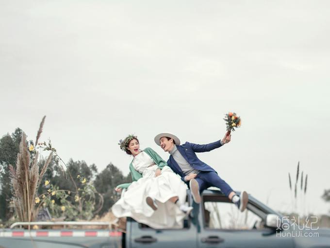 《幸福纪》韩式户外森系套餐婚纱摄影