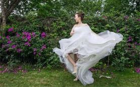 梦幻森林婚纱定做