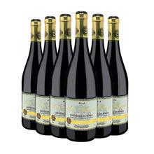 法国花满湖AOP干红  婚宴特惠六支装 原瓶原装奥克产区