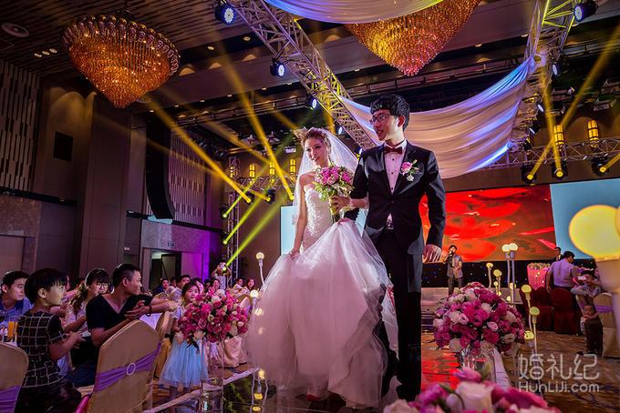 橡树印像-唯美大气纪实婚礼跟拍