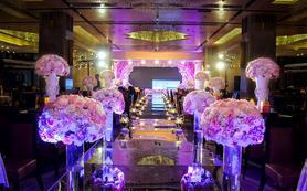 【双城纪】万达红杏 社会酒楼的主题定制婚礼