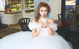 MIA时尚新娘高端首席化妆师跟妆
