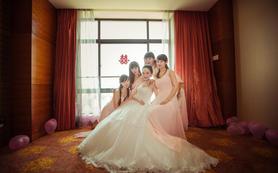 主持(阿滨)+单机摄影+单机摄像+新娘跟妆