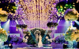 【老板娘婚礼同款】高端梦幻灯光婚礼