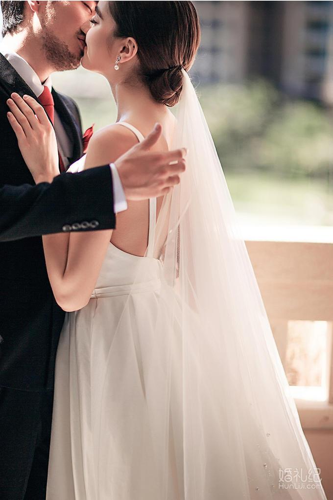 男女欧式婚纱服装