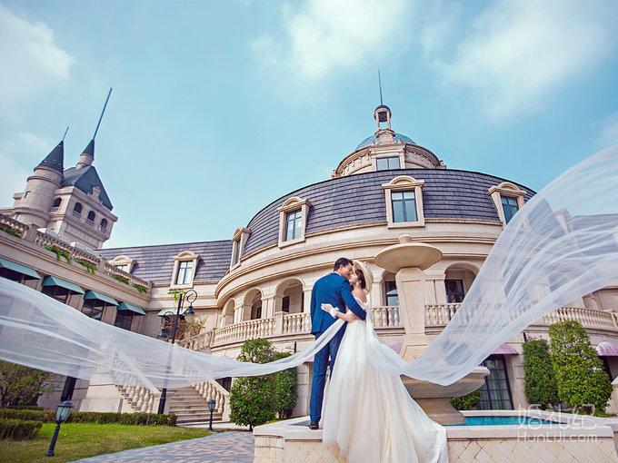拍摄风格:法式唯美浪漫 拍摄景点:独特欧式摄影基地 服装造型:5