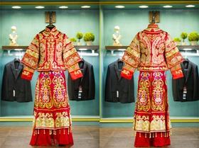 品位婚纱——古装系列