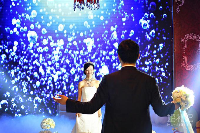 婚礼与唯美MV雕刻光影一样不落