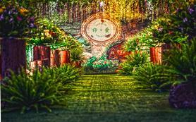 【亚诺婚礼】印·爱●金色、黄色与森系结合