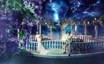 《星空》唯美婚纱照系列