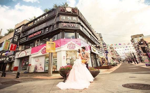 韩国MRK高端私人定制总监团队纯拍摄一对一服务