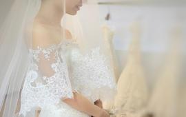 JIANG匠设计婚纱--1对1定制设计主纱不限款