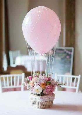 气球的一些创意装饰