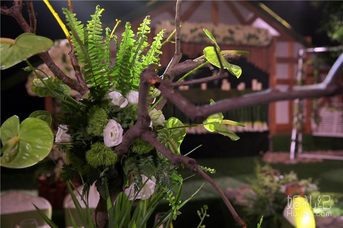 【彩虹堂】秘境花园森系婚礼 蔓兰酒店