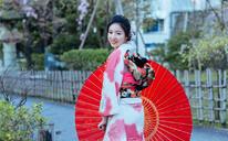 [VP境外婚纱旅拍]日本樱花婚纱照