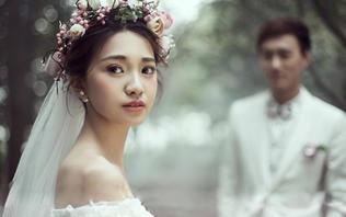 【1850婚纱摄影】独特梦幻森系