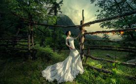 伊丽莎白——主婚纱定制活动价