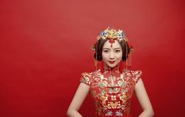 【卡妮尔彩妆工作室】-元素中国风