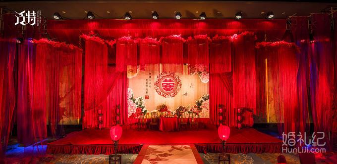 【泛特】新中式主题婚礼图片
