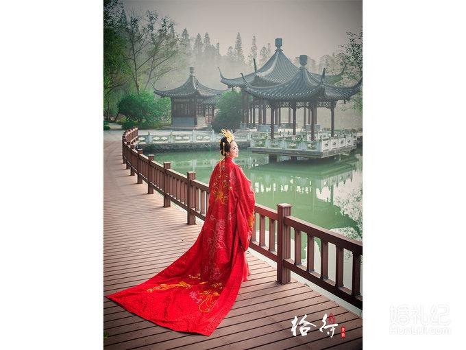 【扬州】拾得汉服嫁衣旅拍 客片图片