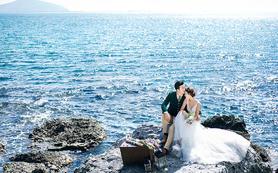 三亚旅游婚纱摄影
