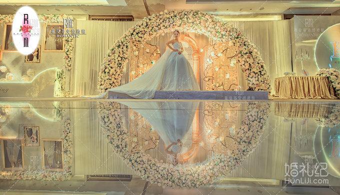 女王的会客厅 - 白色 香槟色 欧式新古典