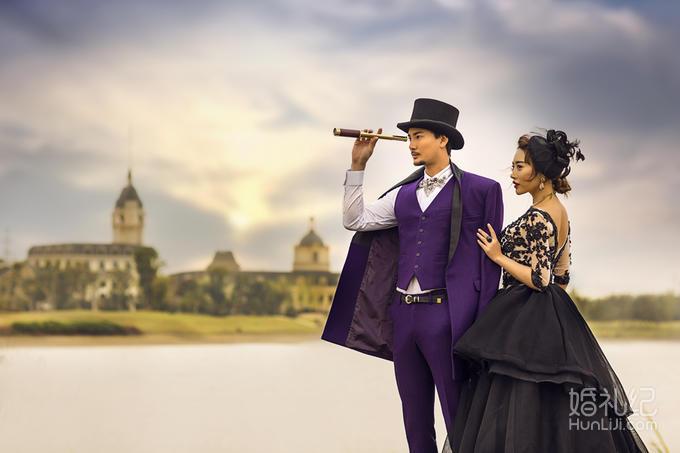 【超值低价 欧洲小镇】武汉无限摄影 -婚纱摄影【婚礼图片