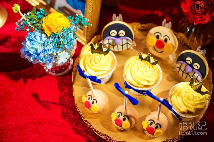 【赛拉薇】面包超人宝宝宴