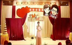 广州市区婚礼主持套餐:国粤英专业婚礼主持圆梦