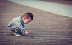 儿童户外写真,回归儿童的天性
