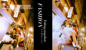 【岛多多全球旅拍-日本站景点大赏】东京浅草街拍