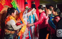 【小新婚礼视觉】-总监单机-藏式婚礼