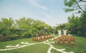 丽芙-清新自然绿色户外婚礼