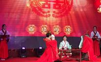 中式;汉服男女套装美美图