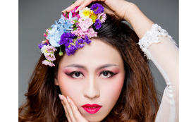 【尚妆造型社】签约资深总监造型师+两位造型师