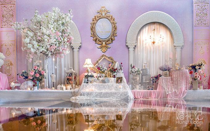 婚礼主题:风格欧式